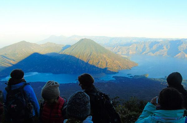 Volcan Toliman Hike