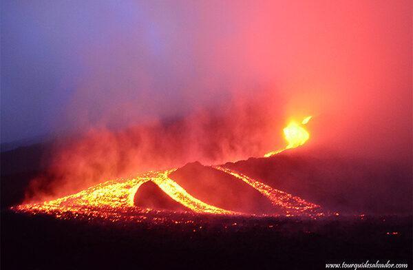Overnight Pacaya Volcano