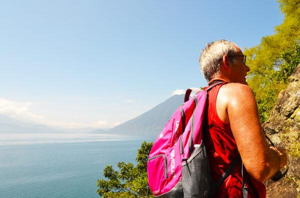 Lake Atitlan Hike