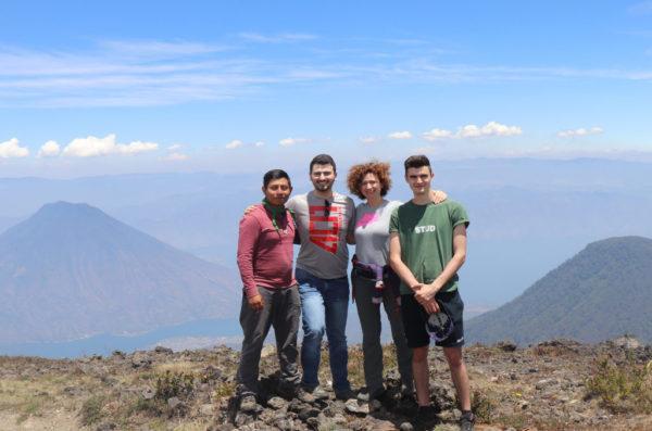 Volcán Atitlán Hike