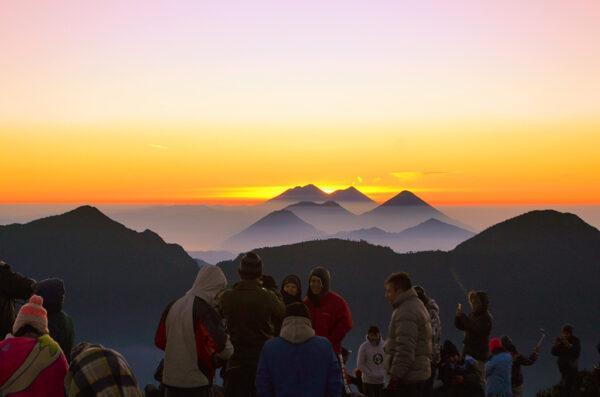 Volcán Santa María (Xela)