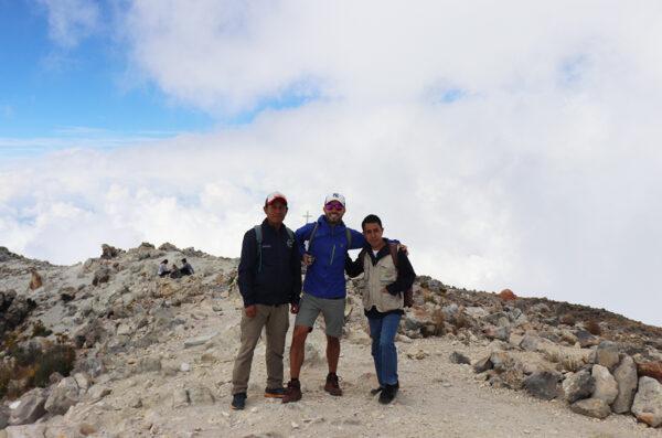 Overnight Tajumulco Volcano